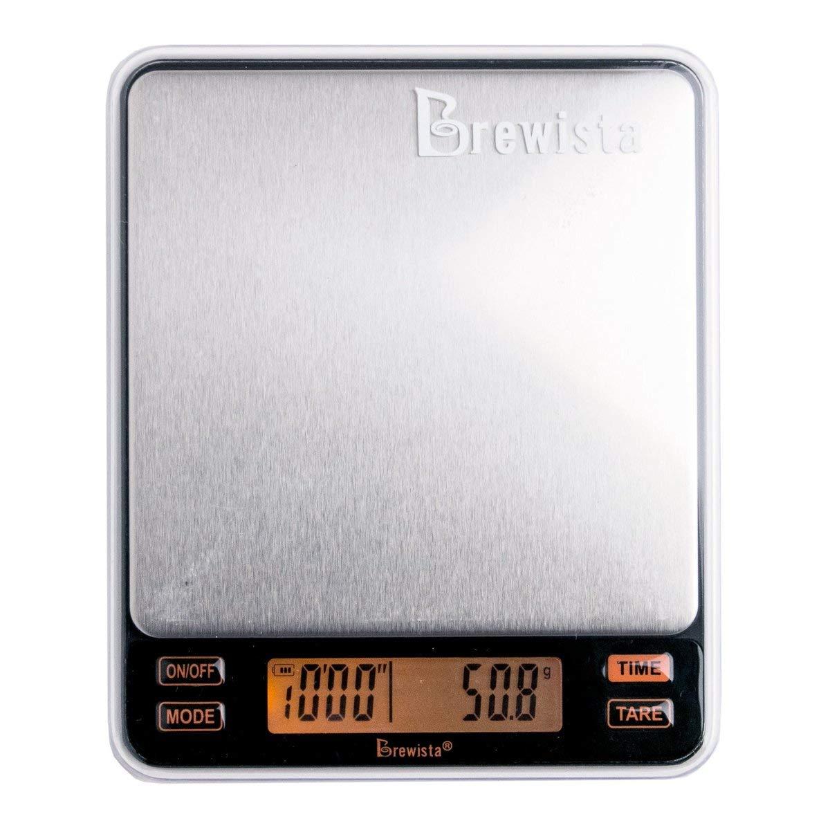 Brewista Smart Scale Ii Home Kitchen Hario V60 Stailess Drip Vstm 2000hsv