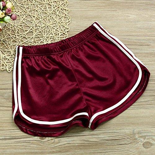 Hosen Hosen Rot Donna Rot Pantaloncini Resplend Resplend Donna Resplend Pantaloncini 4ztwqTwA