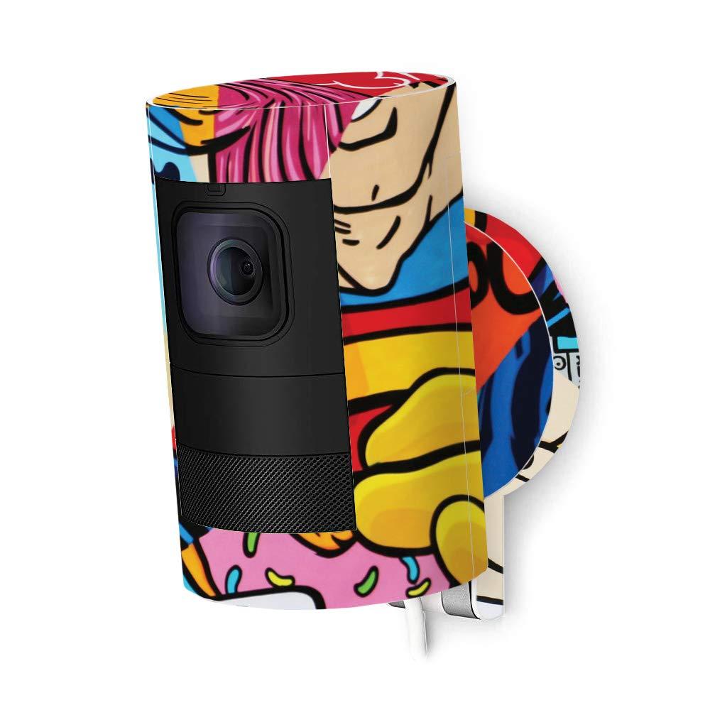 【2019春夏新色】 MightySkins Stick スキンデカールラップ MightySkins リング用, Ring Mania Stick Up Cam Wired, RISTCA-Cartoon Mania Ring Stick Up Cam Wired Cartoon Mania B07KRFVVDH, カフ電器:68b29565 --- a0267596.xsph.ru