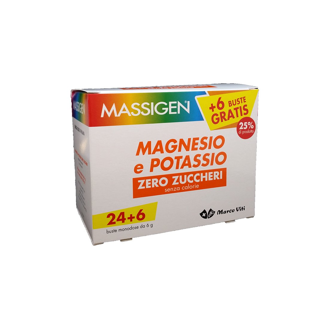 MASSIGEN MAGNESIO Y POTASIO ZERO AZUCAR 24 BOLSAS: Amazon.es: Salud y cuidado personal