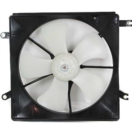 New Radiator Cooling Fan Motor Shroud Assembly for 90 91 92 93 Honda Accord