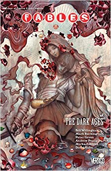 Image result for fables the dark ages