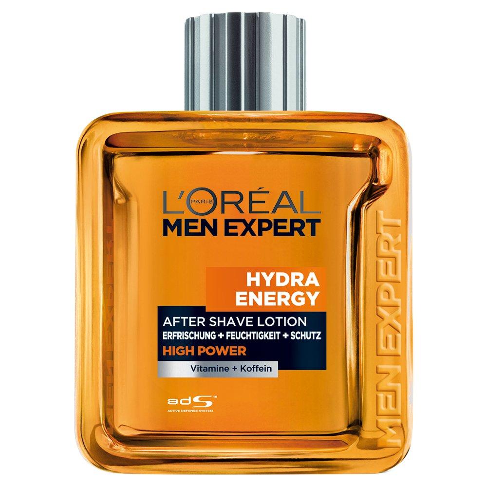 L'Oréal Paris Expert Hydra Energy Men's Aftershave Lotion 100 ml High Power L'Oréal Men Expert A59879