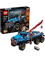 Lego Technic Camion Autogrù 6x6,, 42070
