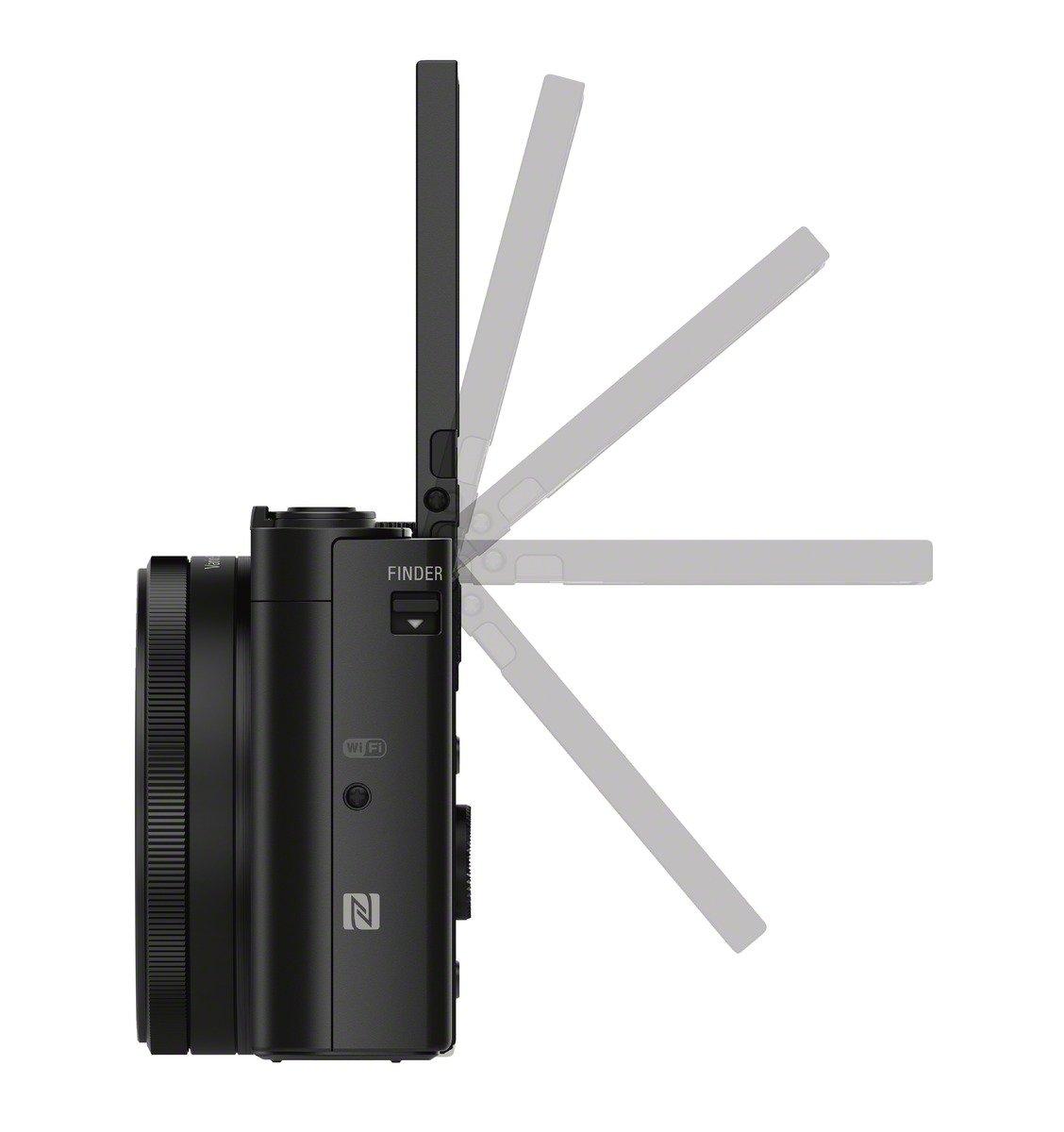 Sony DSCHX90B.CE3 - Cámara compacta de 18 MP por solo 378,22€