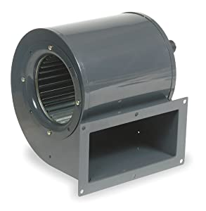 Dayton 1TDT6 PSC Blower, 2 Speed, 115V