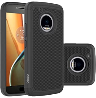 Amazon.com: OEAGO Moto G5 Plus Case, Motorola Moto G Plus ...