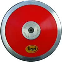 Amber Athletic Gear Target Discus