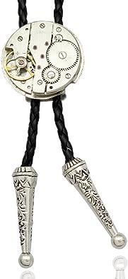 New Clock Mechanism Cool Unique Necktie