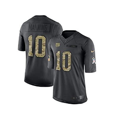 a8c8c2a1e ... discount nike mens new york giants salute to service eli manning 10 on  field football jersey
