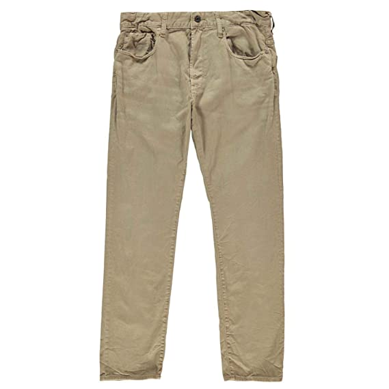 b8cf4fc3599 G-Star Men's 3301 Tapered Jeans, Brown (Toggee), W30/L32: Amazon.co.uk:  Clothing