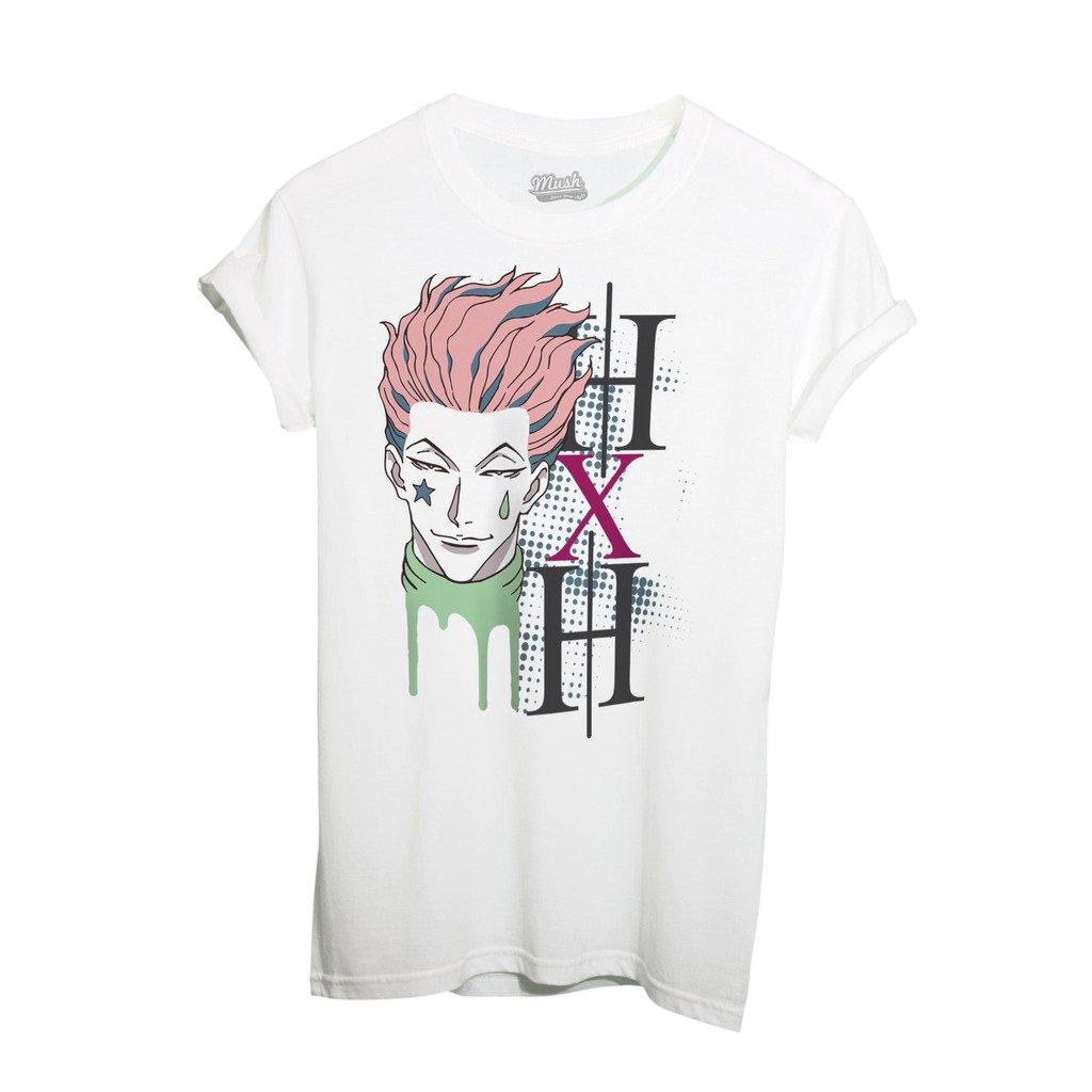 X Volto Mush T Hunter Anime By Hisoka Dessin Shirt Dress j3c4AL5Rq
