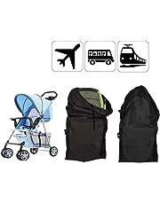 Universal, funda para cochecito de bebé, bolsa de transporte para cochecito, bolsa de