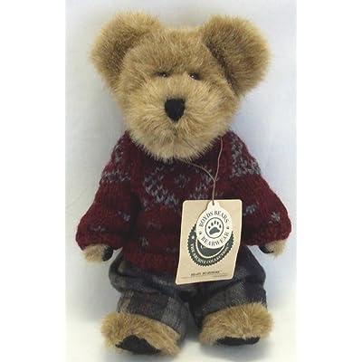 Boyds Bears Plush BRADY BEARIMORE 918321 Winter Dressed Bear: Home & Kitchen