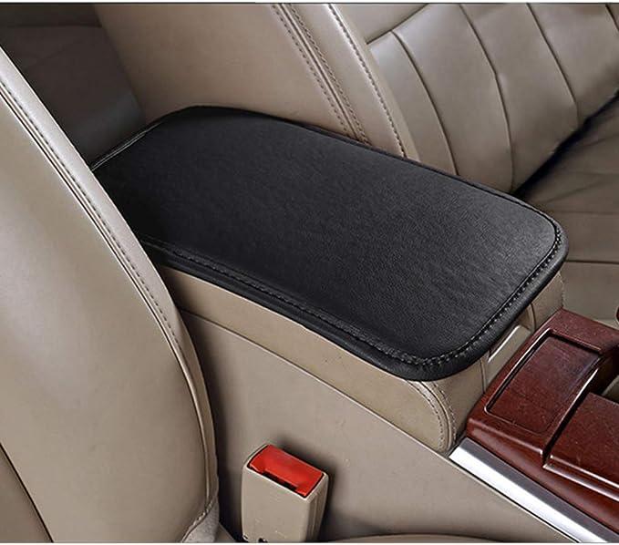 Universale Cuscino di Supporto per Bracciolo Centrale Auto in Pelle PU Bracciolo