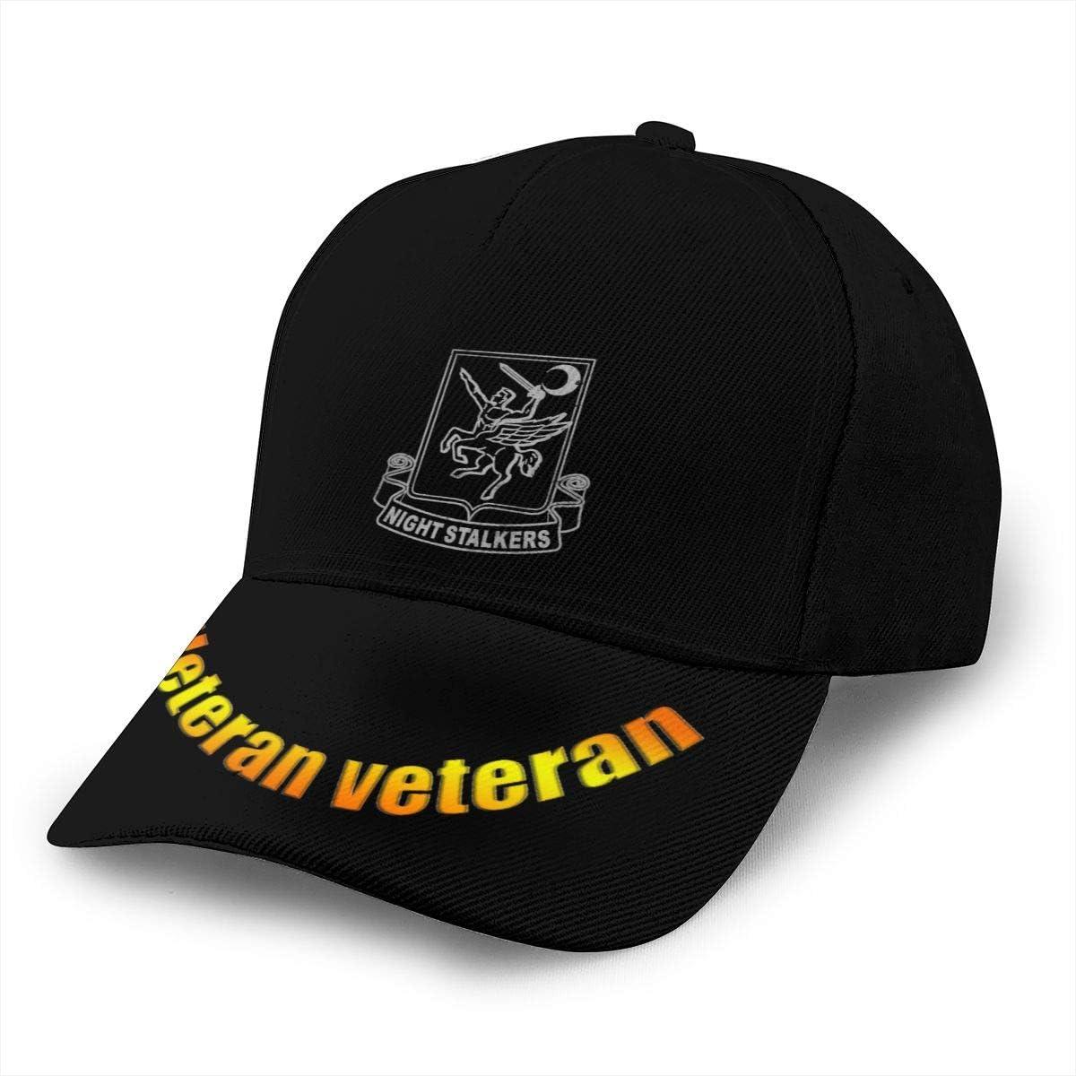 US Army Retro 160th Special Operations Aviation Regiment Classic Snapback Cap Printing Bend Along Baseball Hats Men Women Hat
