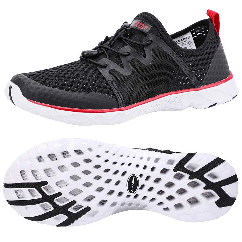 467c49d48c Amazon.com | ALEADER Men's Outventure Quick Drying Aqua Water Shoes | Shoes