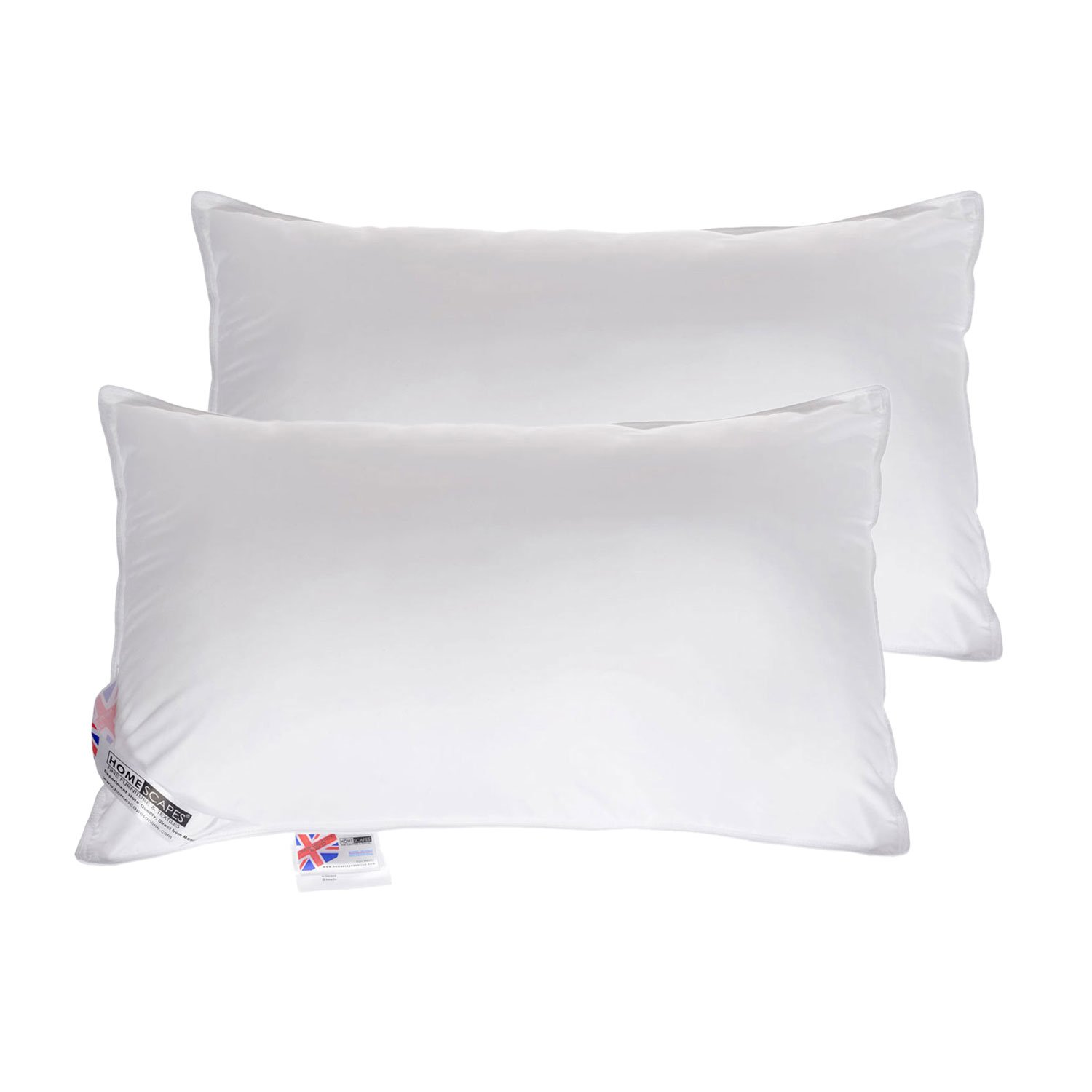 pillows back bounce full of microfibre design pillow size image