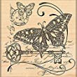 Penny Black Gathering Together Decorative Stamp