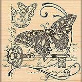 Penny Black Gathering Together Decorative Stamp