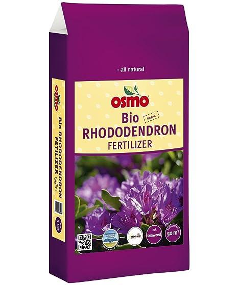 Osmo Bio Fertilizante orgánico de rododendro 6-4-6 + 2% Mg,