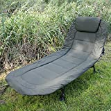NGT Carp Fishing Bedchair Bed Chair With 6 Adjustable Legs VERY LIMITED OFFER