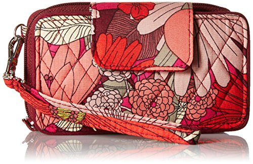 Vera Bradley Smartphone Wristlet for Iphone 6, Bohemian Blooms