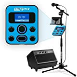 Singtrix Party Bundle Second Edition Karaoke Machine for Kids and Adults as seen on Shark Tank - Includes Microphone, Speaker