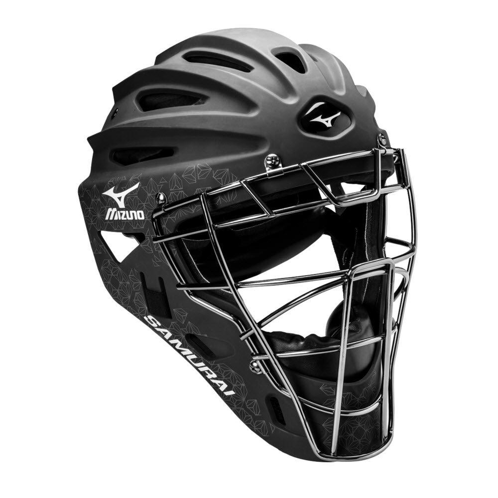 激安店舗 Mizuno Samurai Mizuno Fastpitchキャッチャーのヘルメット B00NX4Q0FY B00NX4Q0FY Samurai ブラック, ジュエリーロイヤル:a01e531f --- svecha37.ru