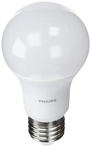 Philips Bombilla LED E27, 11 W equivalentes a 75 W en incandescencia, pack 3