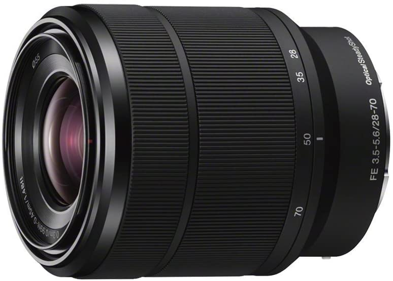 Sony 28-70mm F3.5-5.6 FE OSS Interchangeable Standard Zoom Lens
