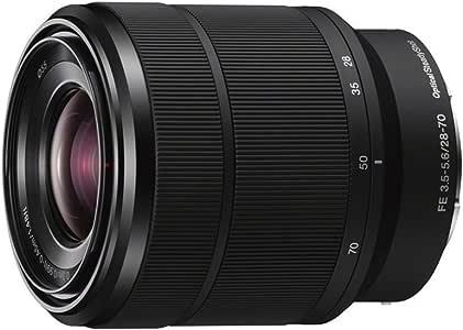 Sony 28-70mm F3.5-5.6 FE OSS Interchangeable Standard Zoom Lens
