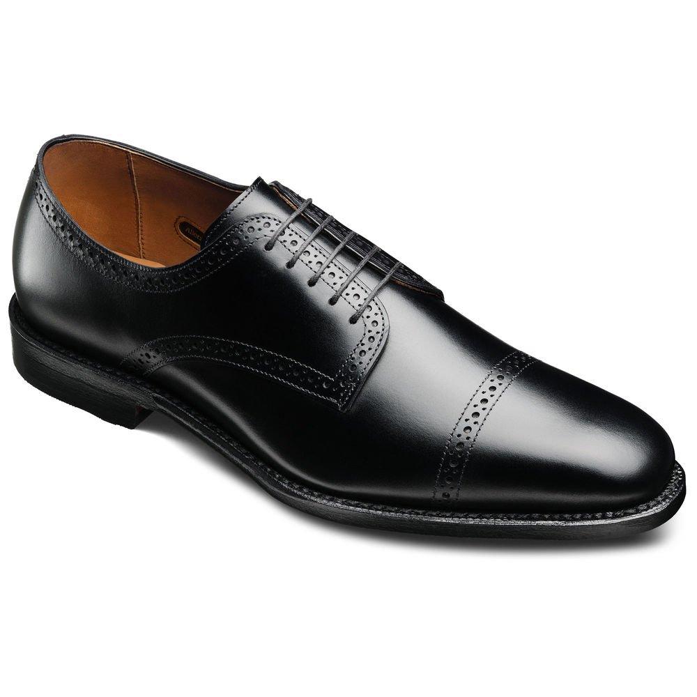 Allen Edmonds Men's Yorktown Oxford, Black, 8.5 E US