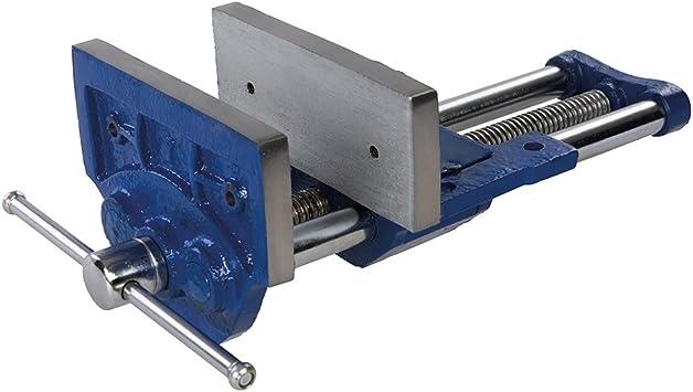 Silverline 282530 - Tornillo de banco 9.5 kg, 180mm: Amazon.es ...