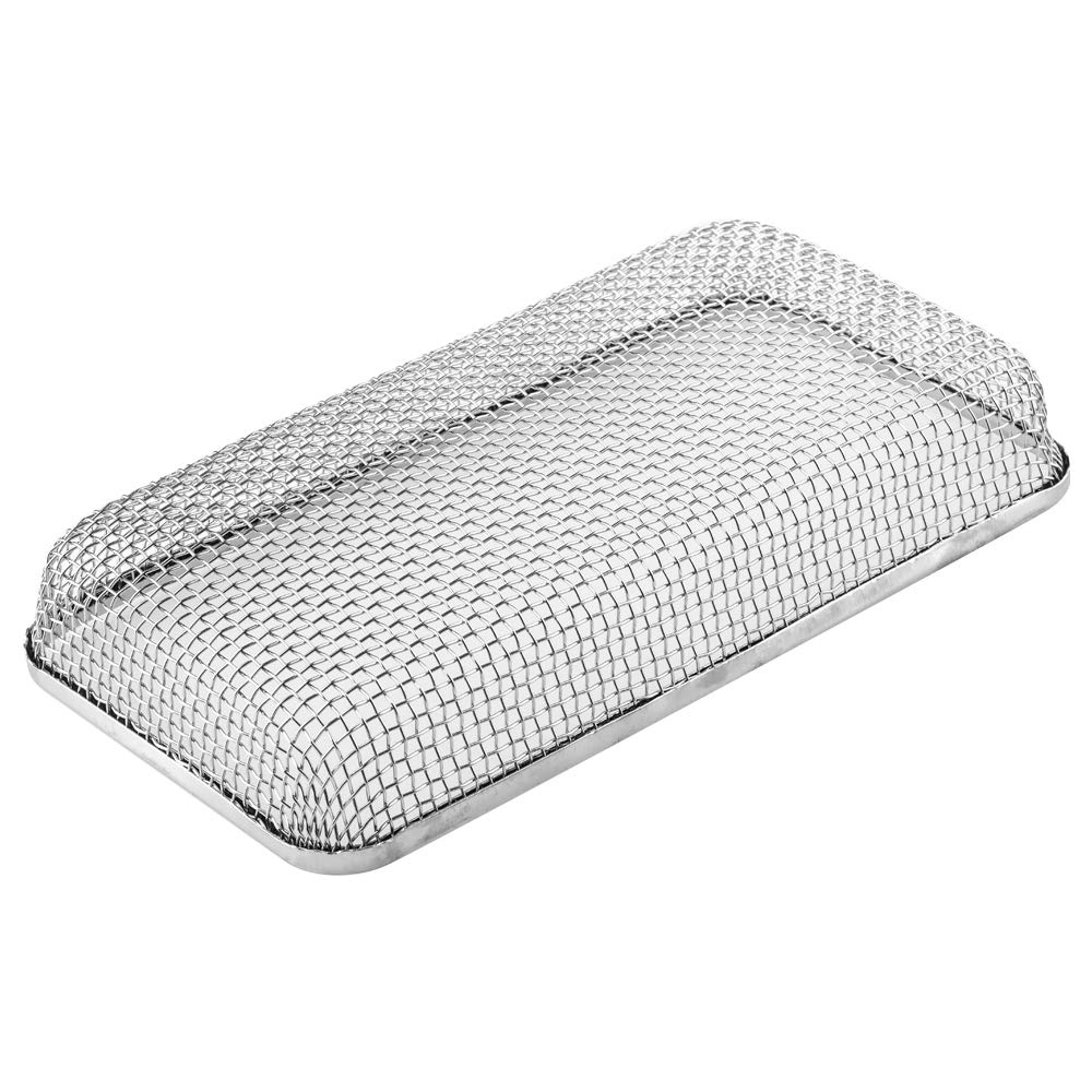 Halotronics RV Refrigerator/Furnace Vent Cover/Bug Screen for Sol-Aire, Coleman, Hydroflame and Suburban by Halotronics