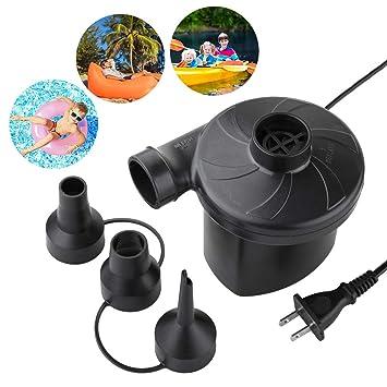 Amazon.com: Deyace Bomba de aire eléctrico, bomba de aire ...