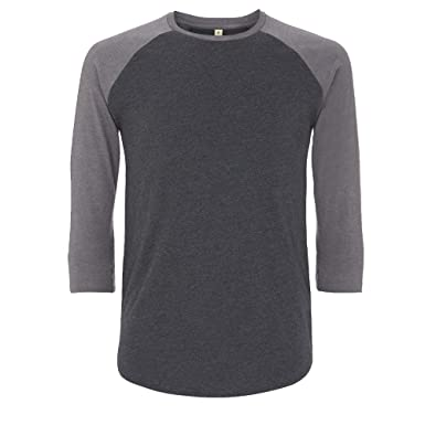 ab4a0a99637f Salvage - Unisex Baseball T-Shirt mit 3 4-Arm  Amazon.de  Bekleidung