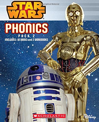 Star Wars Phonics Boxed Set #2 (Star Wars)