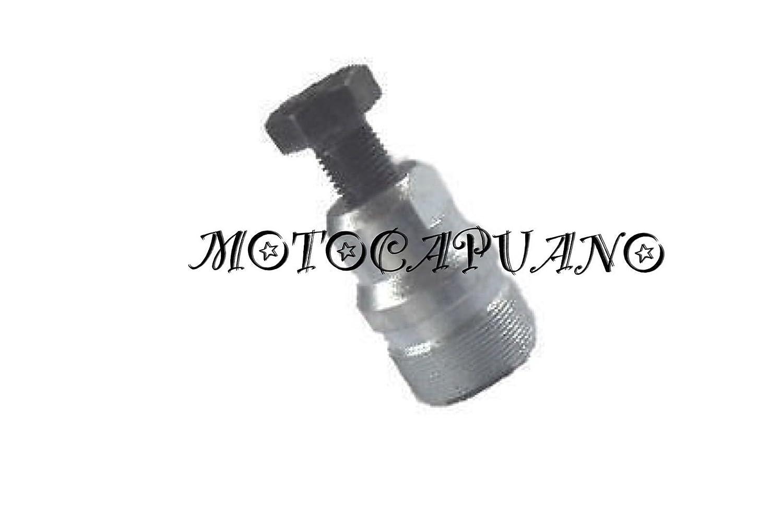 MotoCapuano - Extractor de volante, 28 mm, rosca exterior,para Vespa 50 Special R, L, N, PK, S, XL: Amazon.es: Coche y moto