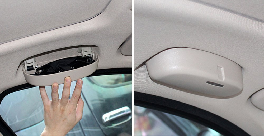 Auto Inner Front Sonnenbrille Halter Brille Fall Box
