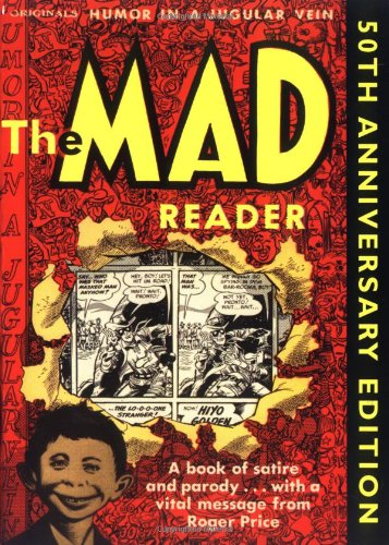 Read Online The MAD Reader (Bk. 1) ebook