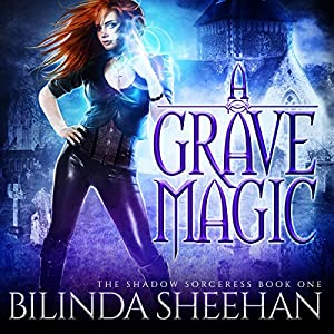 A Grave Magic Audiobook