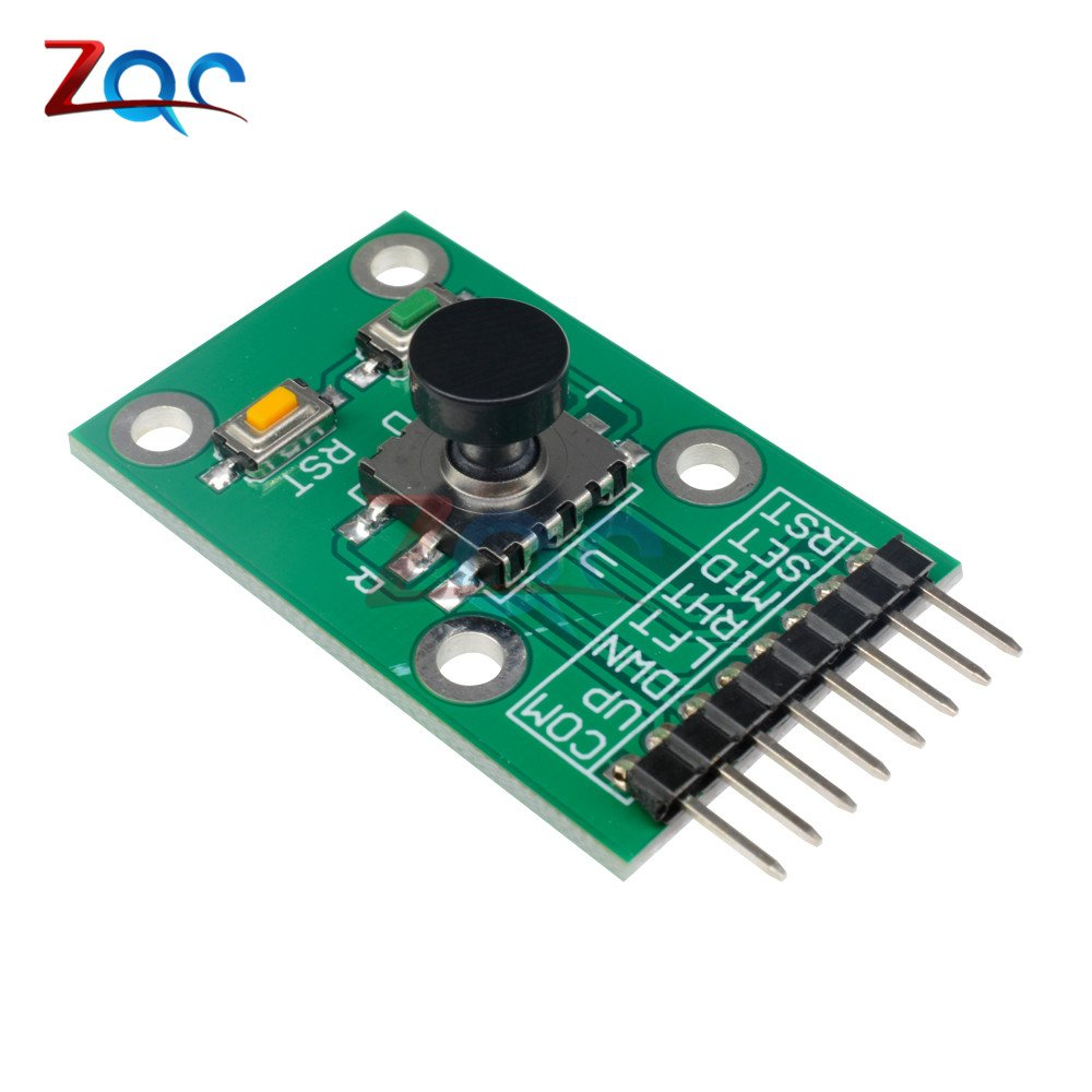 Navigation Button Module 5 Direction Key Keyboard Module Microcontroller Module