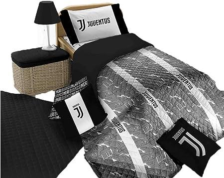 Trapuntino FC Juventus ufficiale Copriletto trapuntato Singolo una piazza