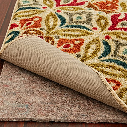 Mohawk Home Strata Jerada Floral Sphere Printed Area Rug, 5'x8', Multicolor by Mohawk Home (Image #5)