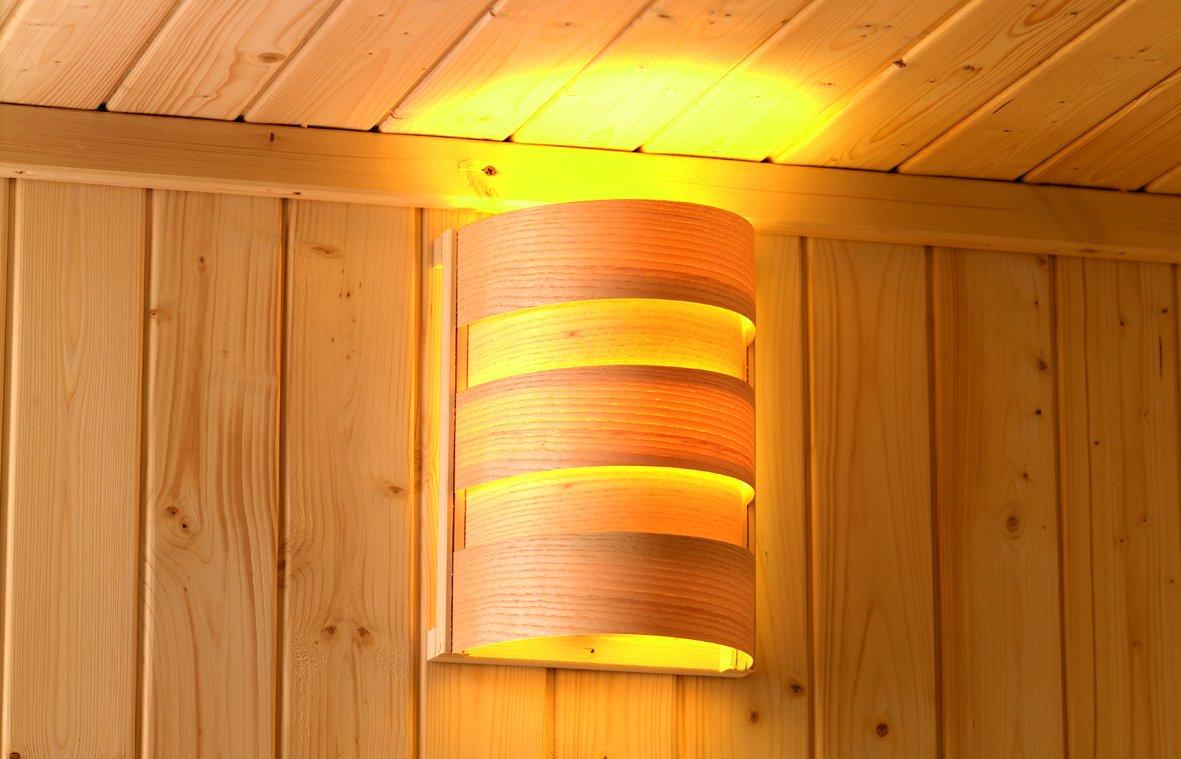 Caribou Classic Sauna Lamp Firma Woodfeeling GmbH in Bremen 4010090467252