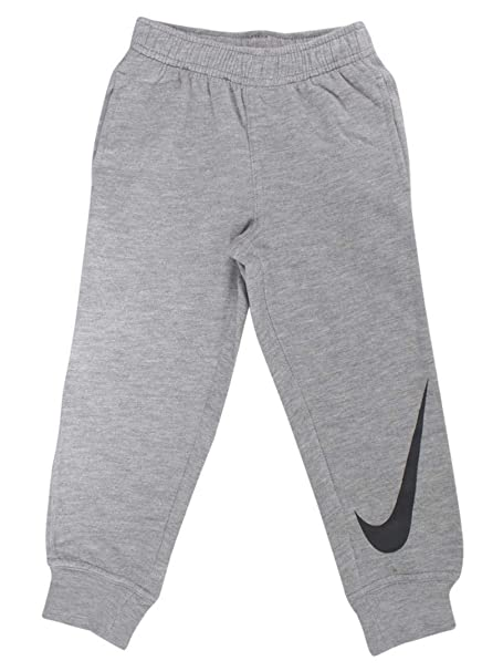 new arrivals ab94a fda38 Nike Little Boys Jogger Pants (Sizes 4 - 7) - dark heather gray,