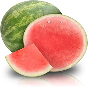 Onbay1 Seeds-Watermelon Seeds, 30pcs Seedless Watermelon Seeds Sweet Fruit Melon Seeds Home Garden