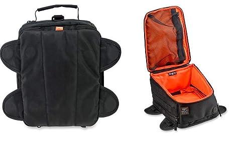 Amazon.com: Biltwell be-tbg-11-bk Negro Tanque Bolsa, 1 Pack ...