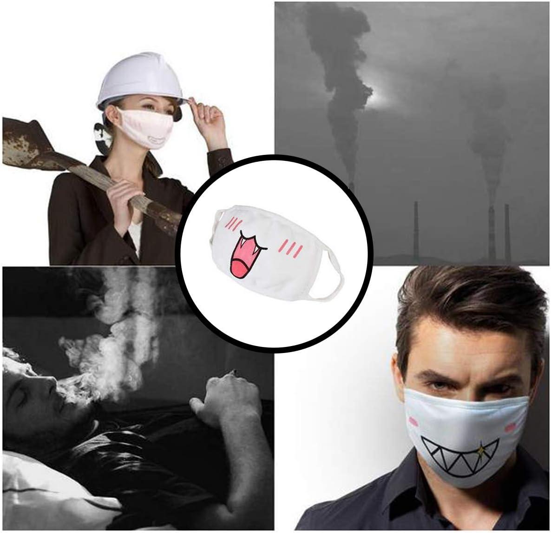 10St/ück,Schwarz/&Wei/ß Zuzer Einwegmasken,Mundschutz Maske Baumwolle Masken Staubfilter Masken Einweg-gesichtsmasken Einwegmasken f/ür M/änner und Frauen im Freien Staub und K/älte
